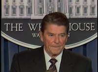 File:President Reagan Remarks and a Question and Answer Session With Reporters on December 7, 1984.webm