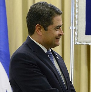 Presidente Juan Orlando Hernández