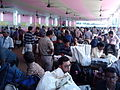 Presiding and Polling Officers Checking Poll Materials - DCRC - Barasat 2016-04-24 02039.jpg