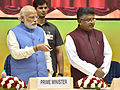 Prime Minister Narendra Modi launches e-NAM - the e-trading platform for the National Agriculture Market.jpg