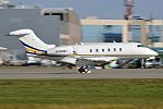 Private, N300MY, Bombardier Challenger 300 (30595956994).jpg