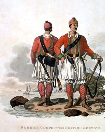 Privates-Of-The-Greek-Light-Infantry-Regiment-1812-cropped