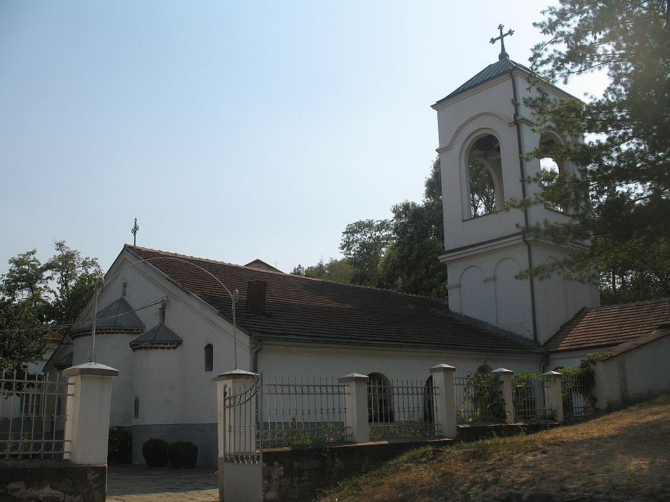 Prokuplje crkva