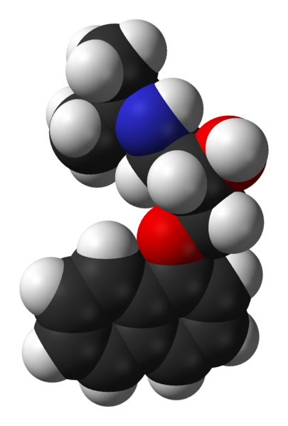 File:Propranolol-from-xtal-3D-vdW.png