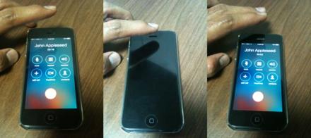 iphone應用近接開關