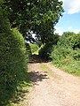 Public bridleway and Poets Path I - geograph.org.uk - 850937.jpg