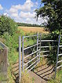 Public footpath from Little Crosby Road to Thornton (1).JPG