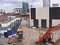 Pudding Mill Lane development site from DLR train.jpg