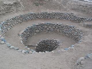 Puquios cultural heritage site in Peru