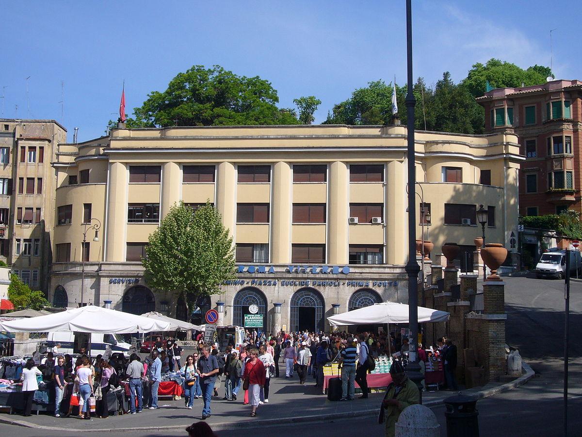 Villa Rignano Fliaminio Via Sirio Zona