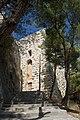 Qal'at Salah ed-Din aka Sahyun Castle entrance 4145.jpg