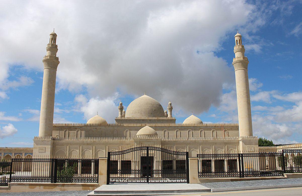 Mosque: Juma Mosque, Shamakhi