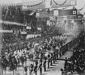 Queen Victoria's procession, 'Her Majesty's carriage', Regent Street.jpg