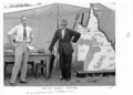 Queensland State Archives 4288 Mr A Dodds and Hon TA Foley MLA at Field Day Tent Hill Gatton 1950.png