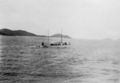 Queensland State Archives 5794 Melbidir II proceeding to the SS Marella June 1931.png