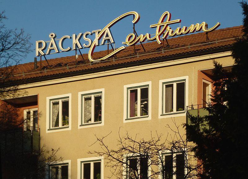 Råcksta Centrum 2012