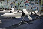 R-27R medium-to-long-range air-to-air missile in Park Patriot 02.jpg