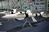 R-27R medium-to-long-range air-to-air missile in Park Patriot 02.jpg