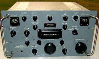 Rockwell Collins - Collins R-390A radio receiver