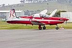 RAAF (A23-050) Pilatus PC-9A taxiing at Wagga Wagga Airport.jpg