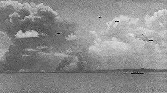 Balikpapan - Battle of Balikpapan (1945)