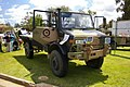 RAAF Mercedes-Benz Unimog display at RAAF Base Wagga.jpg