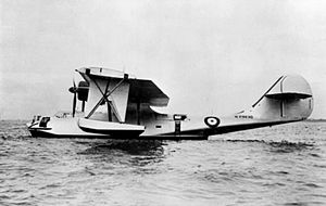 RAF Catalina during trials in 1939.jpg