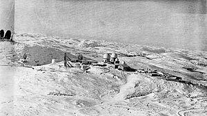 4732d Air Defense Group - 4732d Air Defense Group Radar Station at Hopedale, Labrador