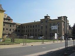 Radebeul Industriegebäude Madaus 02