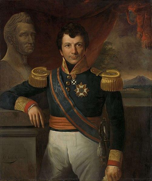Johannes Graaf van den Bosch