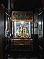Radha Krishna Deity at Chetla Boro Rashbari Bawali Mondal 1.jpg