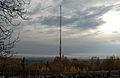 Radio mast RON Malczewskiego, 45 Malczewskiego street, Krakow, Poland.jpg