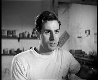 Antonio Cifariello Italian actor