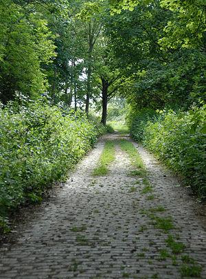 Railway Fields - Railway Fields from the entrance