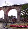 Railway bridge in Durham.JPG