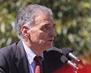 Ralph Nader presidential campaign, 2008 - Nader condemning the Iraq War in 2007