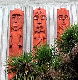 Rangitāne - Guardian ancestors of Rangitāne
