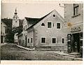 Razglednica Starega trga pri Ložu 1936.jpg