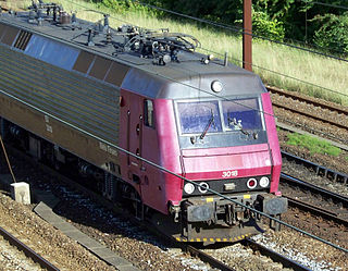 DSB Class EA Danish railways electric locomotive