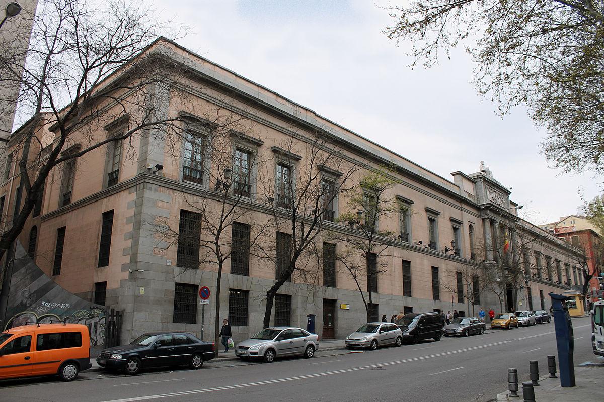 Antigua facultad de medicina de san carlos wikipedia la - Colegio escolapias madrid ...