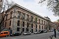 Real Colegio de Medicina y Cirugía de San Carlos (Madrid) 01.jpg