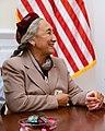 Rebiya Kadeer detail, from- Pelosi meets with Rebiya Kadeer in 2019 (cropped).jpg