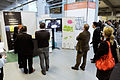 Reclimate visar de vinnande filmerna i Nordiska ministerradets monter pa COP15 i Kopenhamn 2009 (1).jpg
