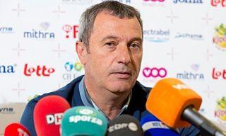 Mircea Rednic Romanian footballer and manager