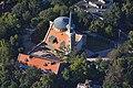 Református templom légi felvétel, Svábhegy.jpg