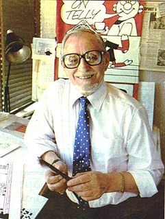 Reg Smythe British cartoonist