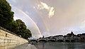 Regenbogen über dem Rhein in Basel.jpg