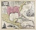 Regni Mexicani seu Novae Hispaniae, Floridae, Novae Angliae, Carolinae, Virginiae et... - CBT 6625637.jpg