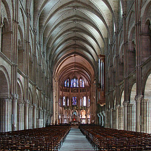 Abbey of Saint-Remi - Image: Reims S Remi 2 tango 7174
