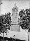 reliëf van de zuid-gevel kapel - maastricht - 20147134 - rce
